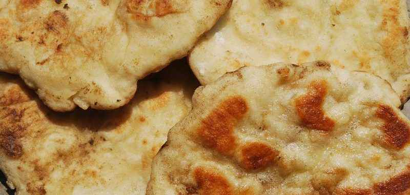 NAAN pane indiano fatto in casa