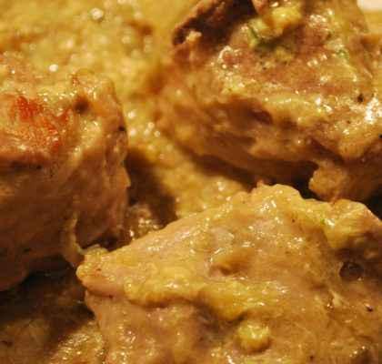 Agnello ai carciofi (ricetta Bimby)