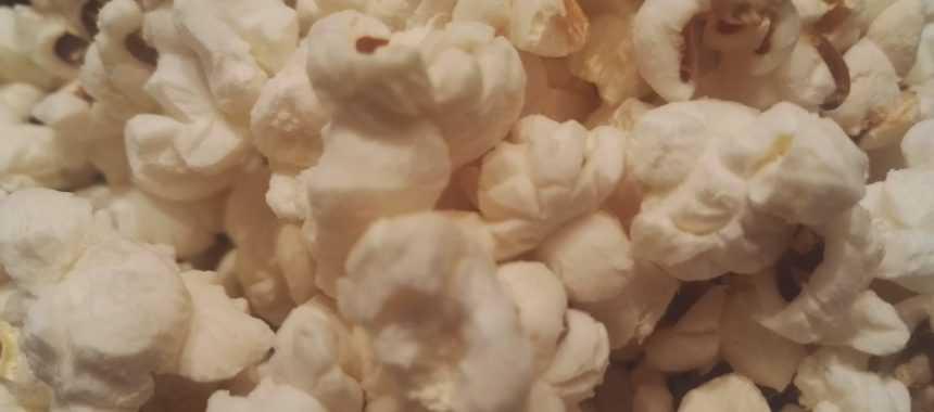 Fare i popcorn in casa