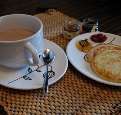 Ricetta pancakes all'americana