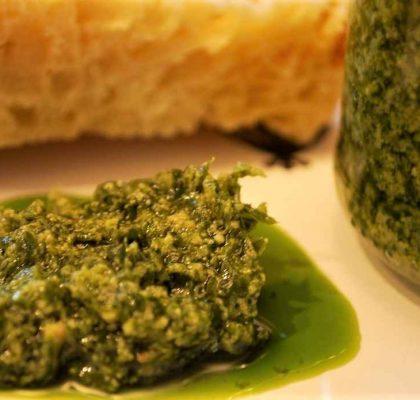 Ricetta salsa verde classica ai capperi fatta in casa