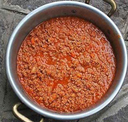 Ragu di carne alla bolognese - Ricetta