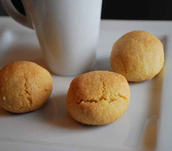 Ricetta biscotti in pasta di mandorle