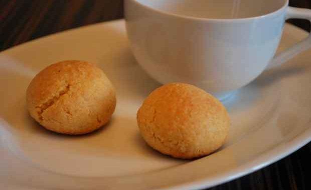 Biscotti in pasta di mandorle
