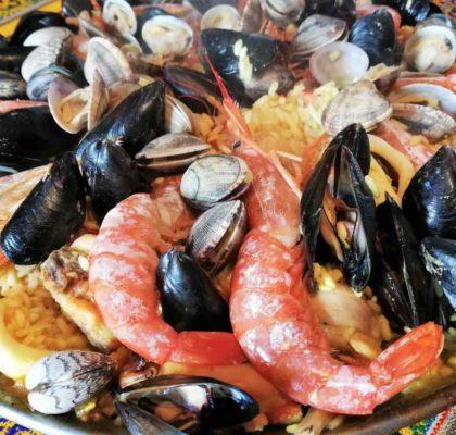 Paella alla Valenciana, la ricetta!
