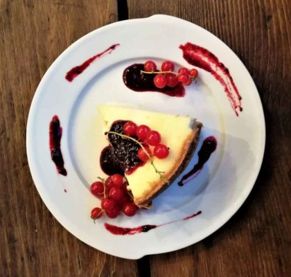 Ricetta New York CheeseCake - Newyorkese