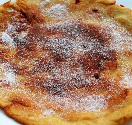 Ricetta del tortello alle mele
