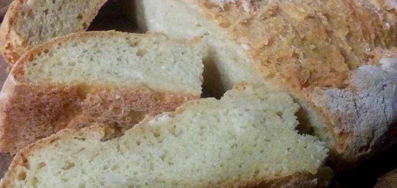 Pane alla farina di Kamut fatto in casa