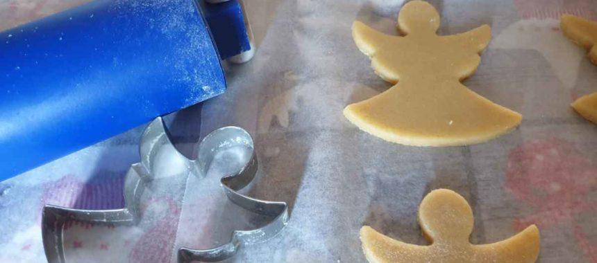 Biscotti di pastafrolla alle mandorle