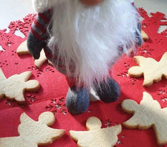 Ricetta biscotti di pastafrolla alle mandorle