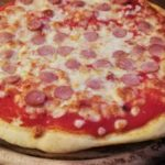 Pizza alla farina di Kamut