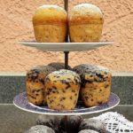 Muffin con latte di riso