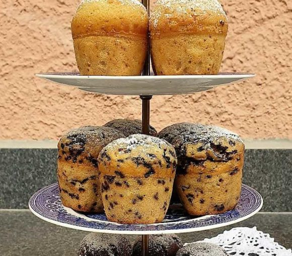 Ricetta Muffin con latte di riso