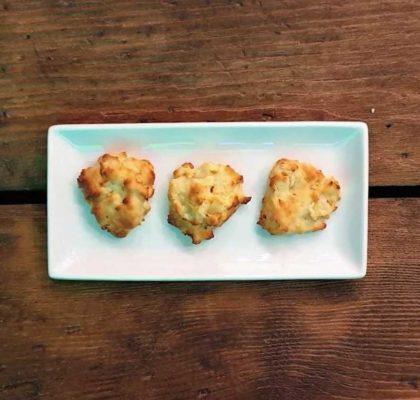 Ricetta Biscotti ricotta e mele
