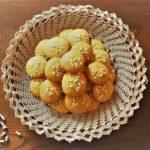 Biscotti alla farina di mais